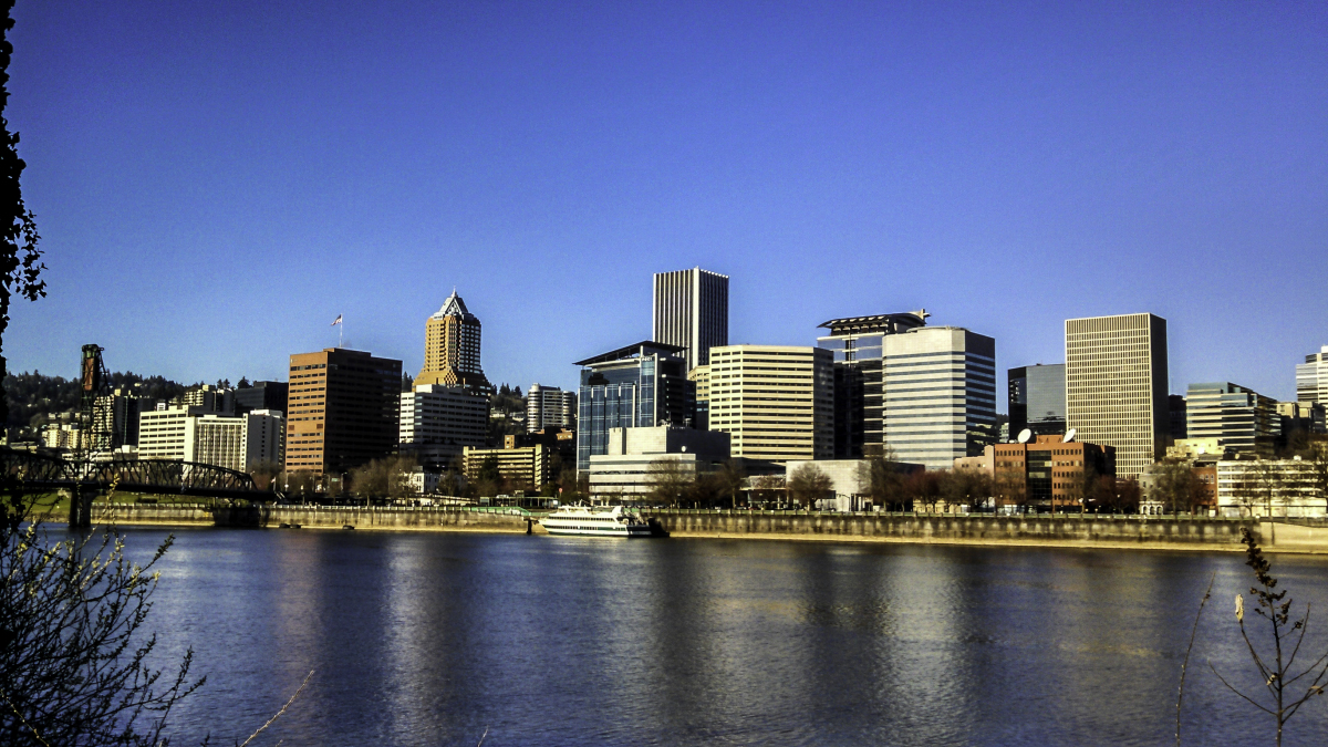 a picture of portland oregon